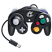 Nintendo GameCube Controller Super Smash Bros Edition - BLACK
