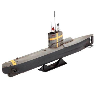 Revell 1:144 Model Kit German Submarine Type XXIII