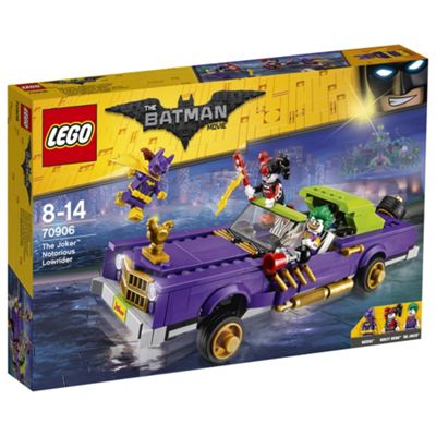 LEGO Batman Movie The Joker Notorious Lowrider 70906 Batman Toy