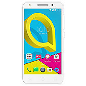 Tesco Mobile Alcatel U5 (4G) Pure White