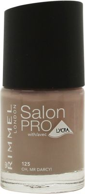 Rimmel Salon Pro Nail Polish 12ml - 125 Oh, Mr Darcy!