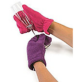 Zeal Clean Touch Microfiber Mitts in Random Colour, Set of 2 L450DISP