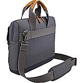 "Case Logic LoDo 14.1"" Notebook messenger Grey 14"" Laptop Attach Gray"