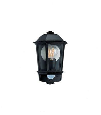 Steinel L190 Black Wall mounted sensor light