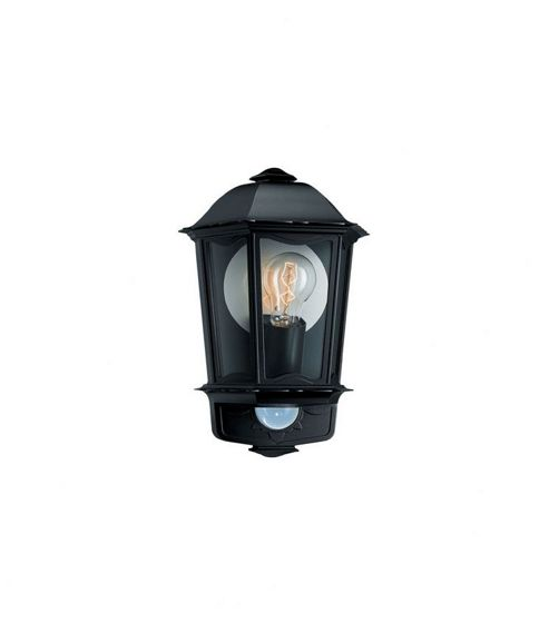 Steinel L190 Black Wall mounted sensor light