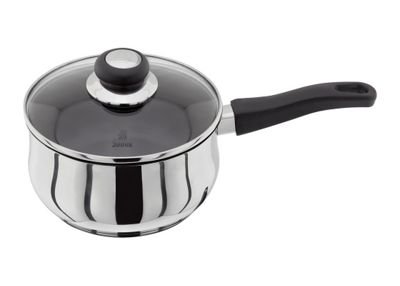 Judge Vista Stainless Steel Thermic Saucepan Pan 16cm
