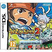 Inazuma Eleven 2 - Blizzard - NintendoDS
