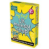 BrainBox My First UK Money Snap Card Game