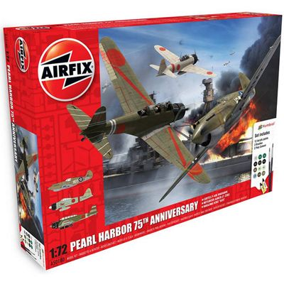 Airfix Pearl Harbor - 75Th Anniversary Gift Set