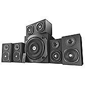 Trust Vigor 5.1 Surround PC Speaker System (Black)