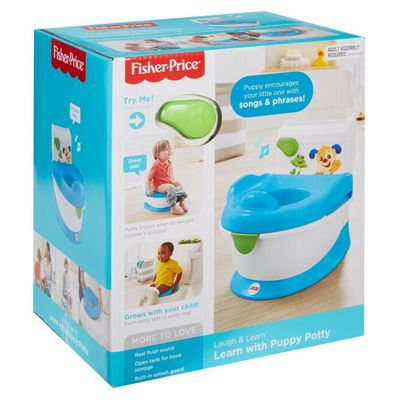 Fisher-Price Laugh & Learn - Learn With Puppy Potty Baby Toddler