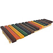 Tiger Wooden Xylophone - 2 Octave