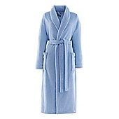 Catherine Lansfield So Soft Bathrobe - Blue