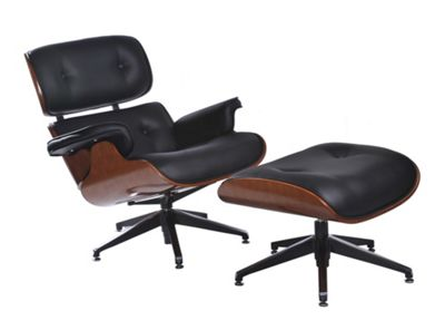 Eames Style Lounge Chair Ottoman Dining Chair