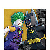 LEGO Batman Lunch Napkins - 33cm