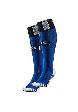 adidas Hamburger SV Home Football Soccer Socks Blue - Blue