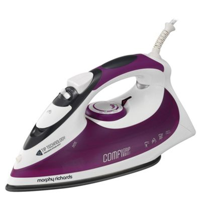 buy morphy richards comfigrip 300007 iron from our irons. Black Bedroom Furniture Sets. Home Design Ideas