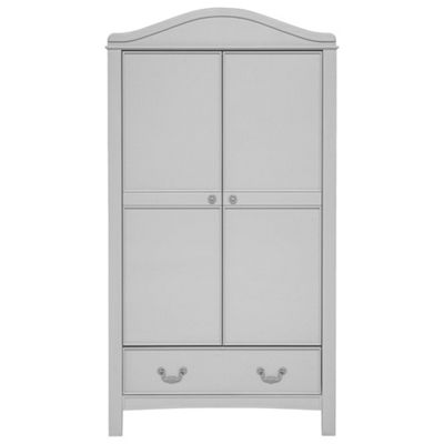 East Coast Toulouse Wardrobe, Grey
