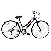 Oakham ladies Push Bike - 700c hybrid bicycle