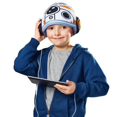 Star Wars BB-8 Headphone Hat - Kids' Headphones