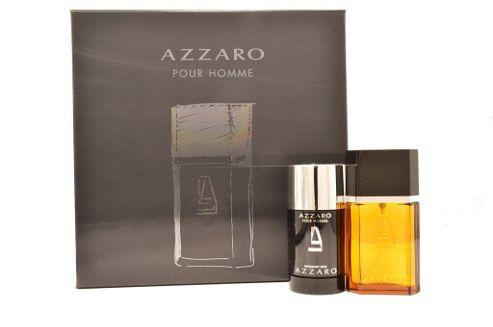 Azzaro Pour Homme Eau de Toilette 50ml & Deodorant Stick 75ml Gift Set For Him