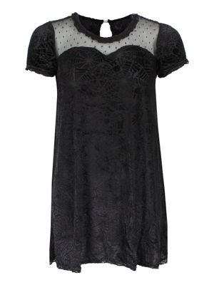 Iron Fist Cave Creeps Women's Sweetheart Dress