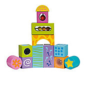 Boikido 12 Musical Blocks