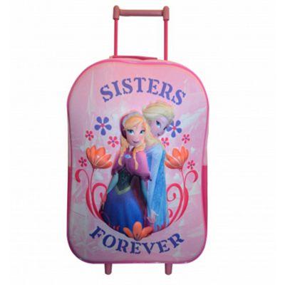 Disney Frozen 'Sisters Forever' 3D Wheeled Bag