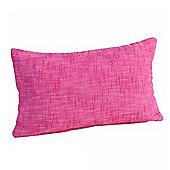 Nirvana Cotton Pink Scatter Cushion, 30 x 50 cm