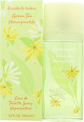 Elizabeth Arden Green Tea Honeysuckle Eau de Toilette (EDT) 100ml Spray For Women