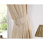 Venice Pair of 26 Inch Tie-Backs - Silk