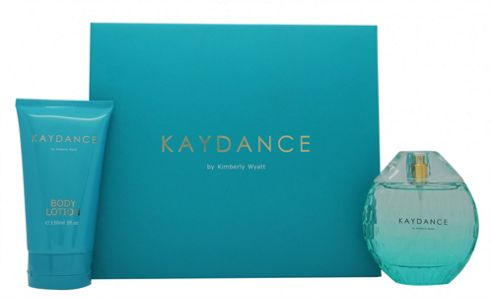 Kimberly Wyatt Kaydance Gift Set 100ml EDP + 150ml Body Lotion For Women