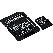 Kingston 32GB microSDHC Class 10 UHS-I Flash Memory Card