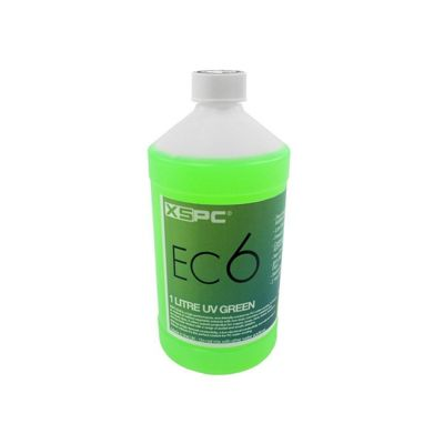 XSPC Ec6 Non Conductive Coolant UV Green