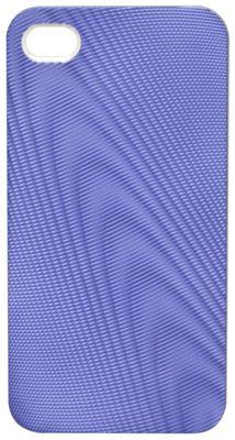 Tortoise™ Look Hard Case iPhone 4/4S Metallic Purple
