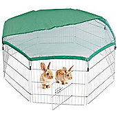 Milo & Misty Playpen for pets - Folding & Portable cage.