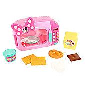 Minnie's Happy Helpers Marvelous Microwave