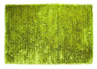 Green Deep Pile Large Deluxe Shaggy Rug Soft Chic Style Home Decor