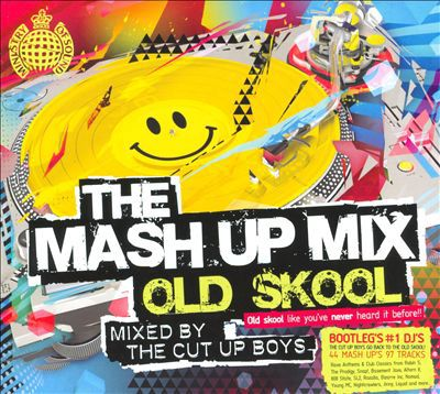 Mash Up Mix Old Skool