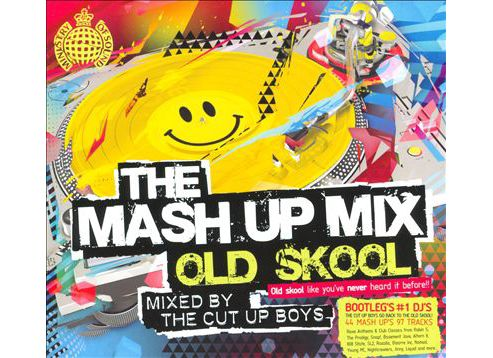 Mash Up Mix Old Skool