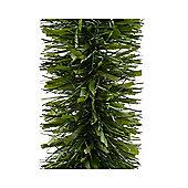 Christmas Natural Green Tinsel Tree Decoration (2M)