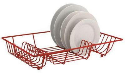 Wire plate drainer
