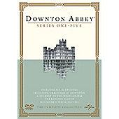 Downton Abbey Series 1-5 Set