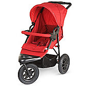 Mothercare Baby Xtreme Pushchair Travel System - Red