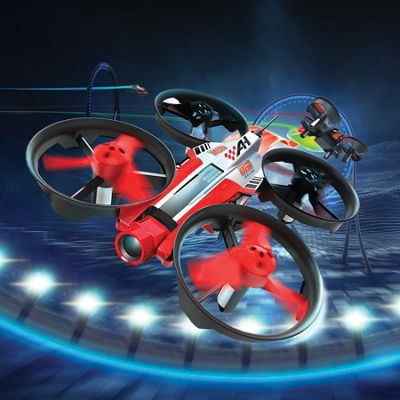Air Hogs DR1 FPV Race Drone R/C - Spinmaster 6037679