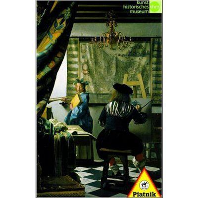 Vermeer - Die Malkunst Puzzle