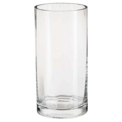 Buy Tesco Optic Horizontal Vase 30cm From Our Vases Bowls Range