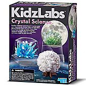 Great Gizmos Kidz Labs Crystal Science Kit