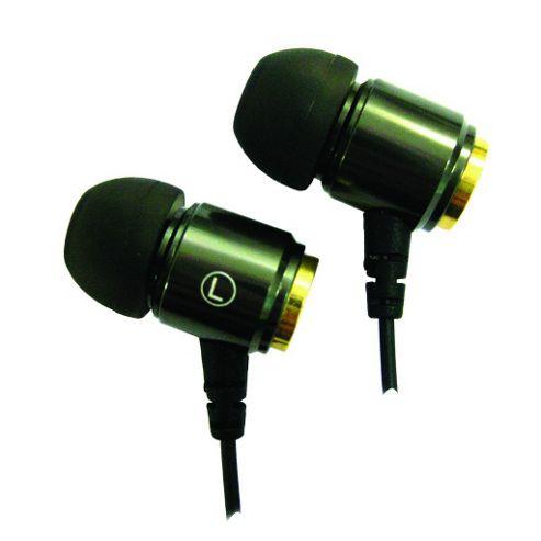 Raxconn Open Back in-ear Headphones (Black)