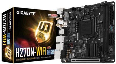 Gigabyte GA-H270N-WIFI Intel 1151 Motherboard